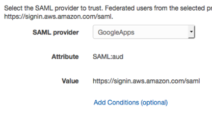 SAML provider_IAM4
