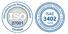iso 27001 & isae 3402 certificaat inQdo BV